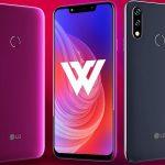 lg w10 smartphone