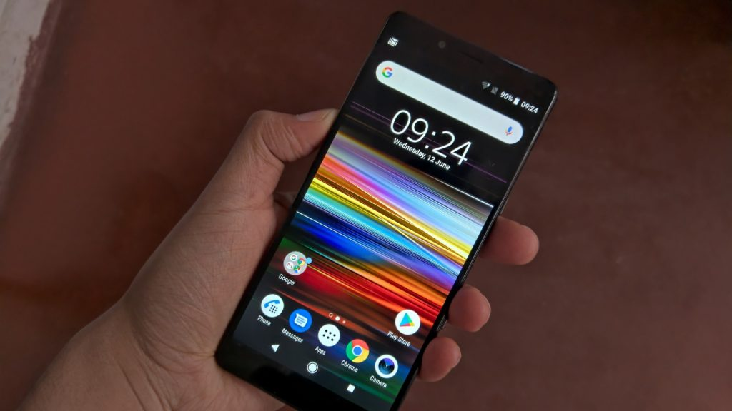 48 hours with the Sony Xperia L3 - Gearburn