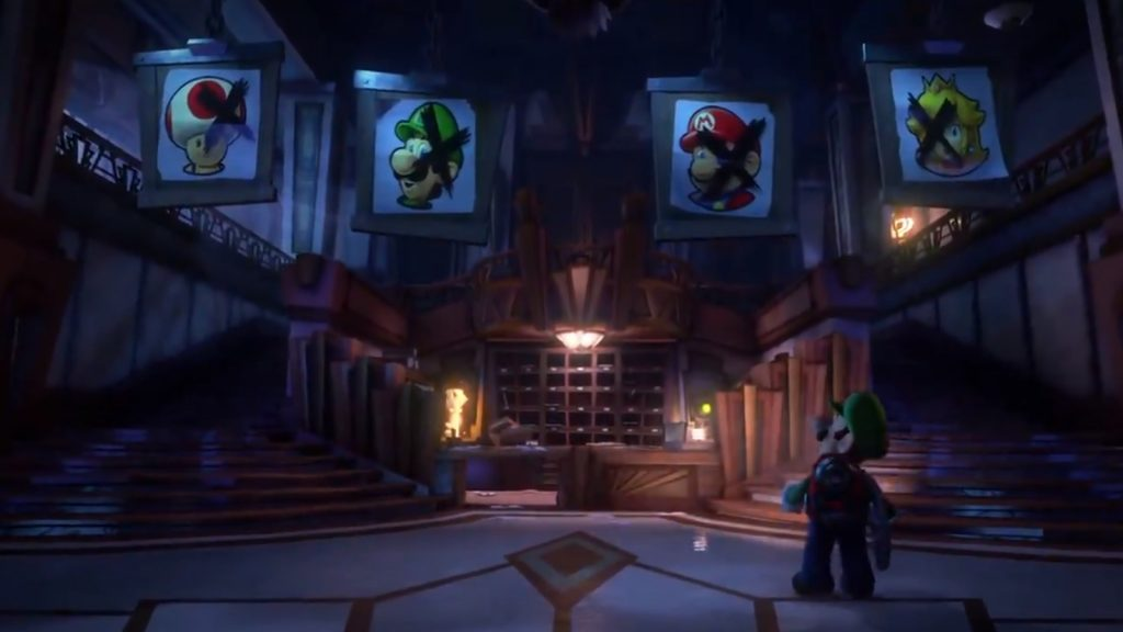 609ff92af8e00 Luigi's Mansion 3 is coming to Nintendo Switch on Halloween