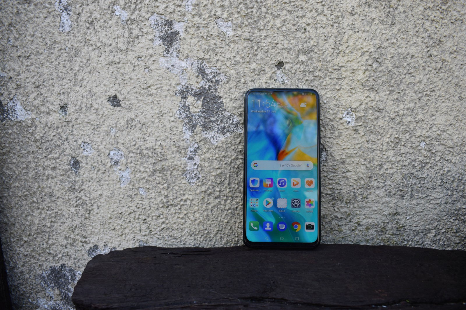 Pictures: Huawei's pop-up camera flaunting Y9 Prime 2019 is