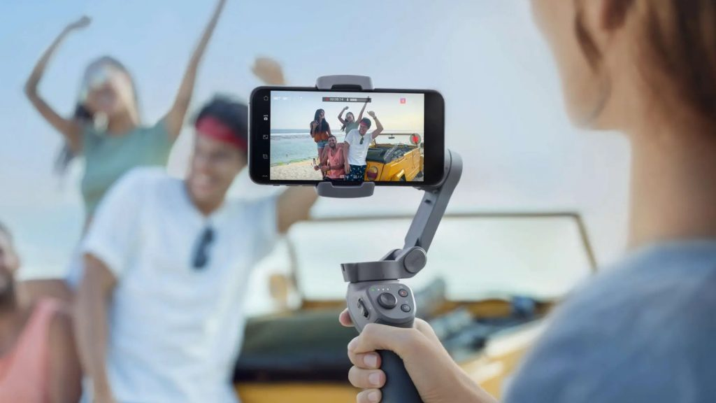 Image result for DJI Osmo Mobile 3  - HD Images