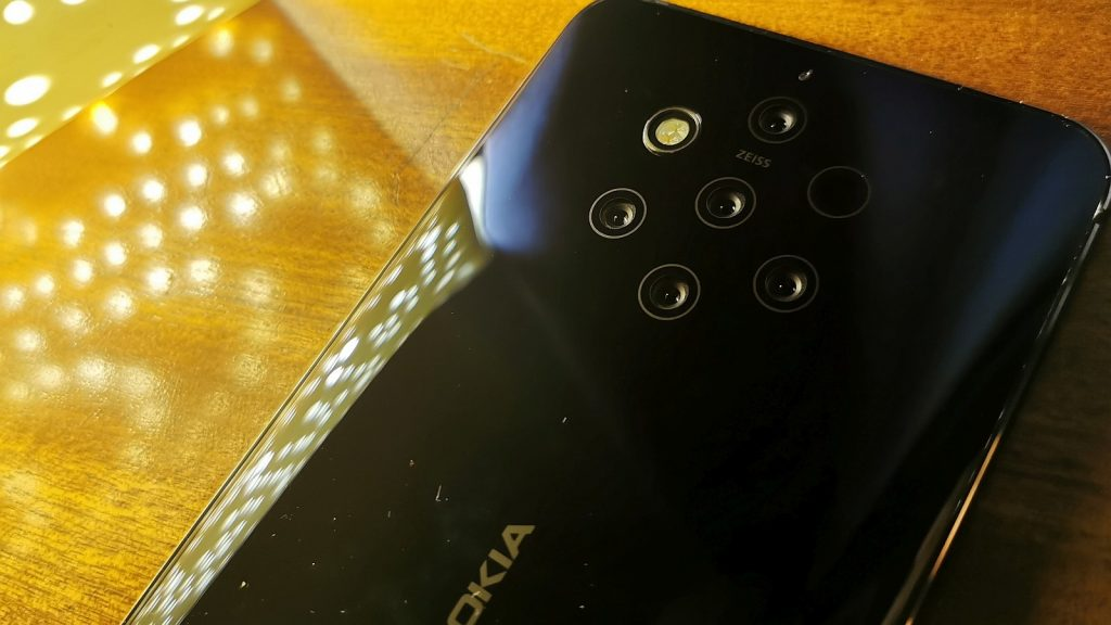 nokia 9 pureview android 10