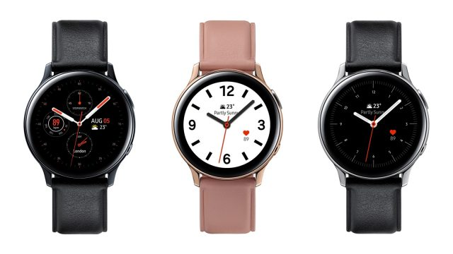 samsung Galaxy Watch Active2 Stainless Steel 44mm