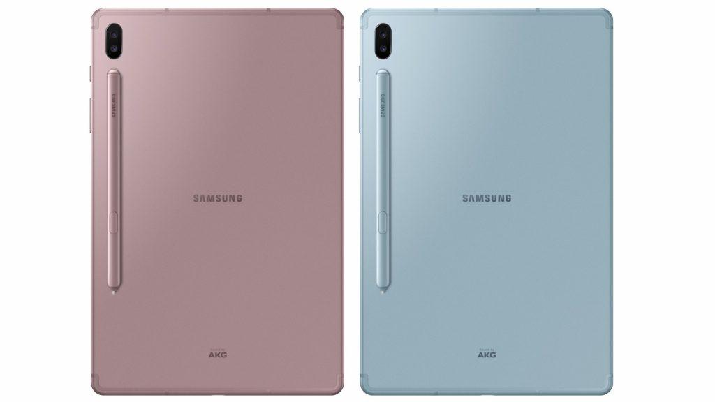 samsung galaxy tab s6 tablet