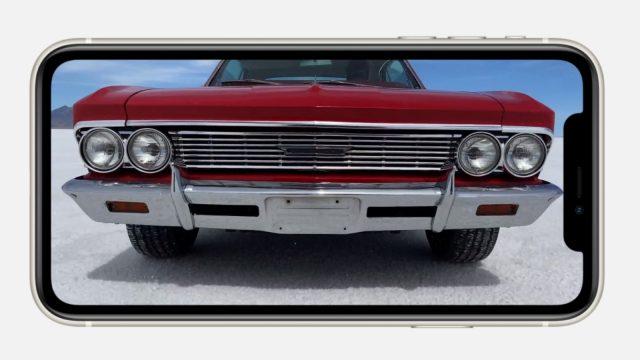 iPhone 11 screen