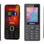 vodacom vibe 4g mtn smart s smart feature phone