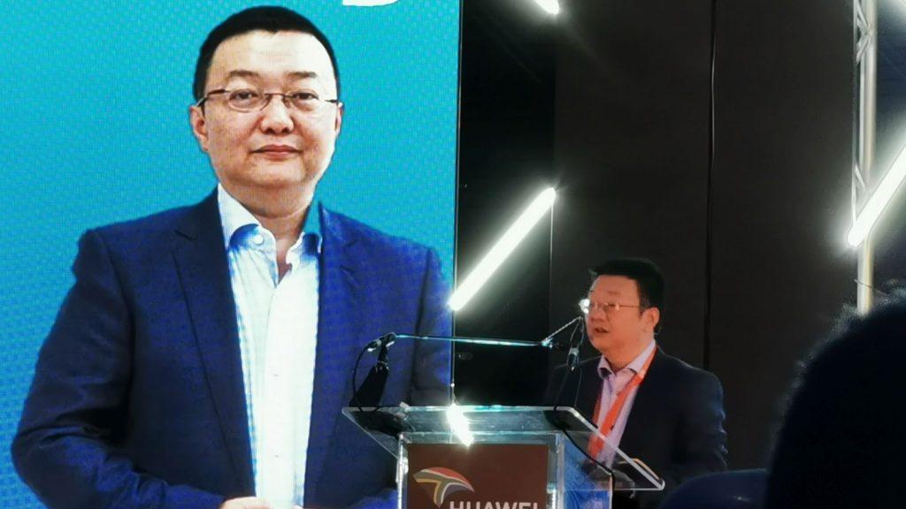 likun zhao huawei developer day