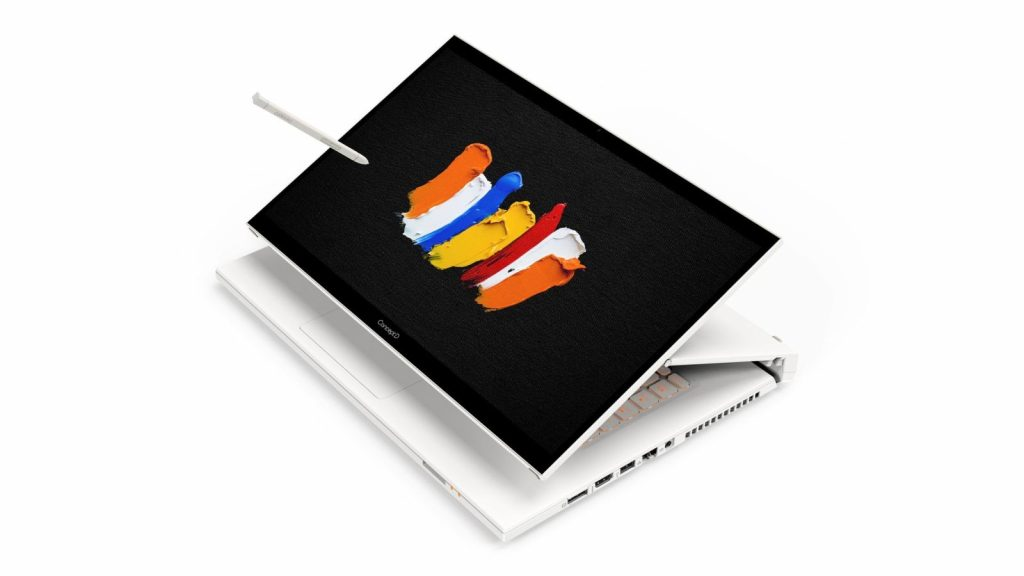 Acer ConceptD 7 Ezel, CES 2020