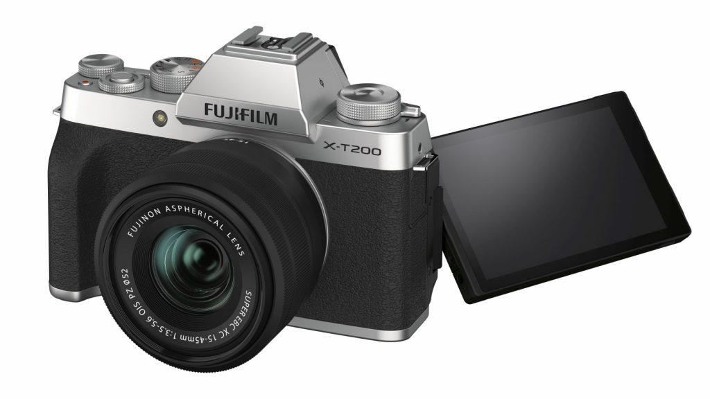 fujifilm x-t200 camera