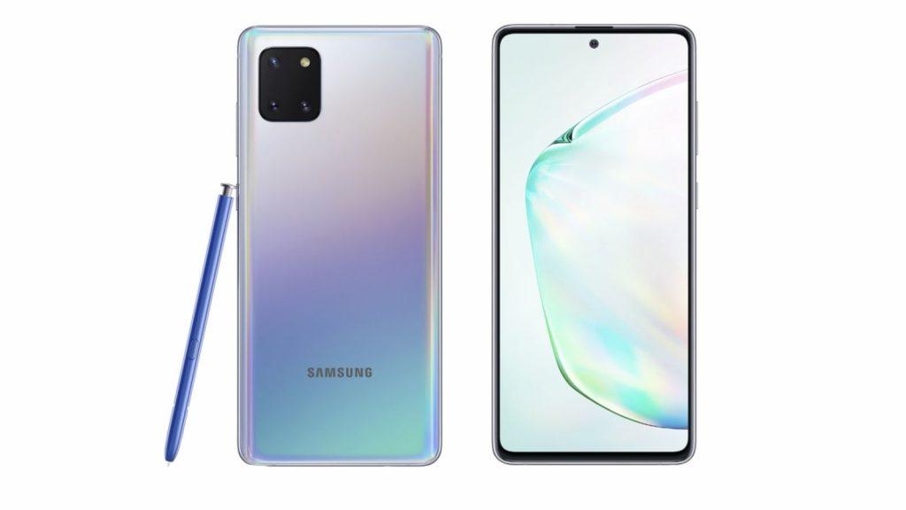 Samsung Galaxy Not 10 Lite