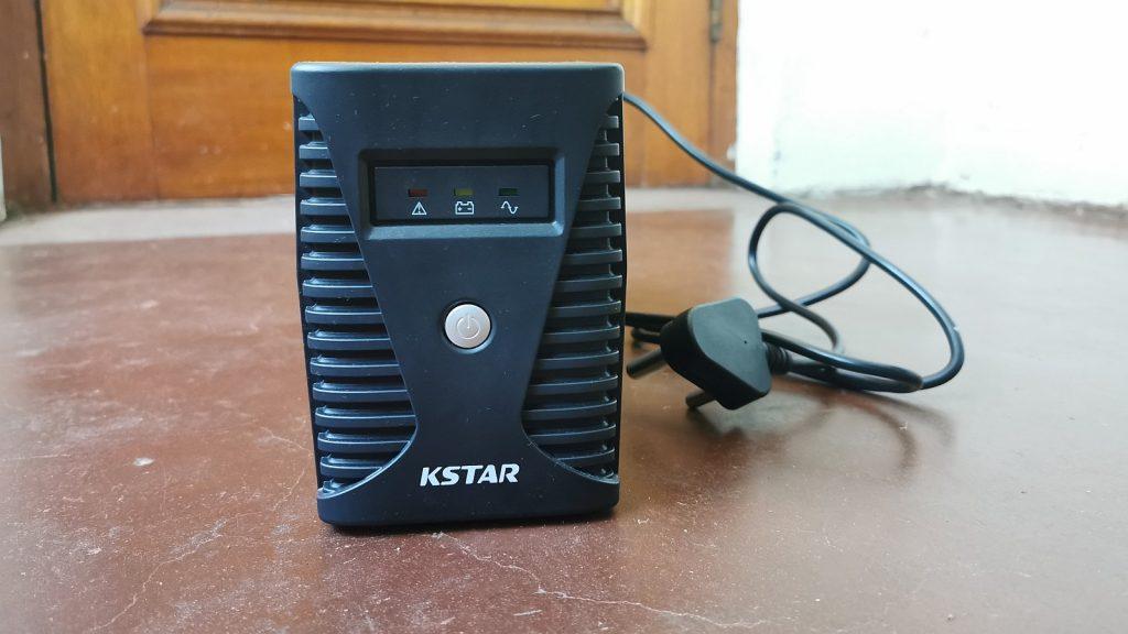 KSTAR Powercom UPS beeping