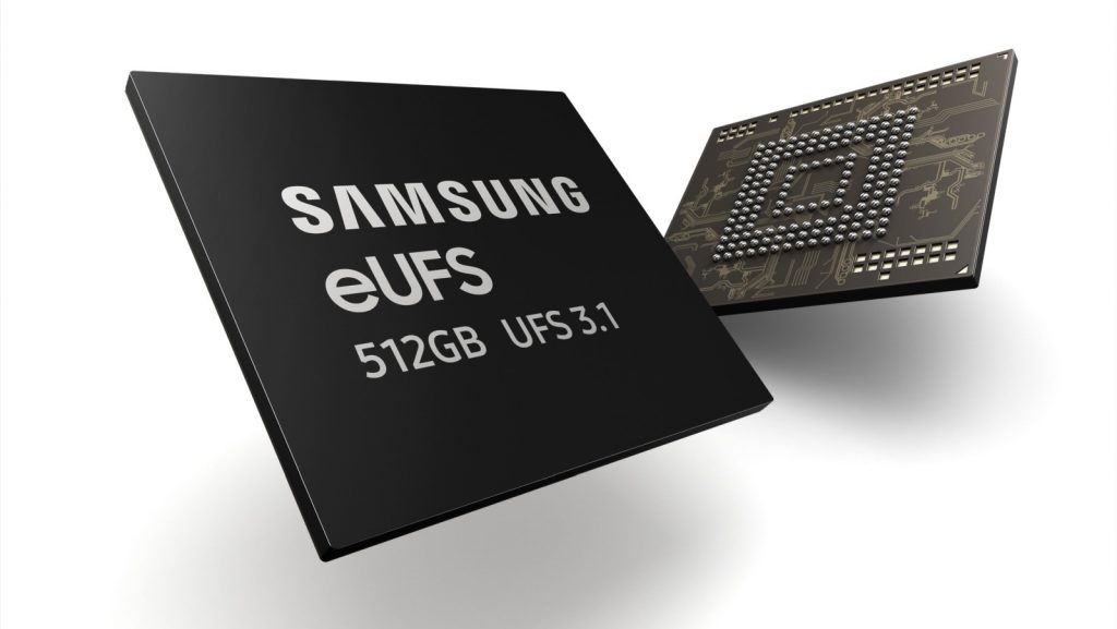 samsung ufs 3-1 512gb