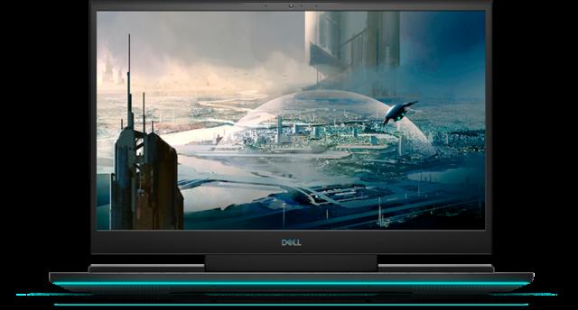 Dell G7 laptop 2020