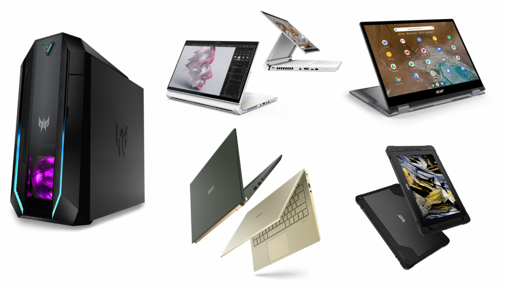 acer 2020 roundup laptops devices