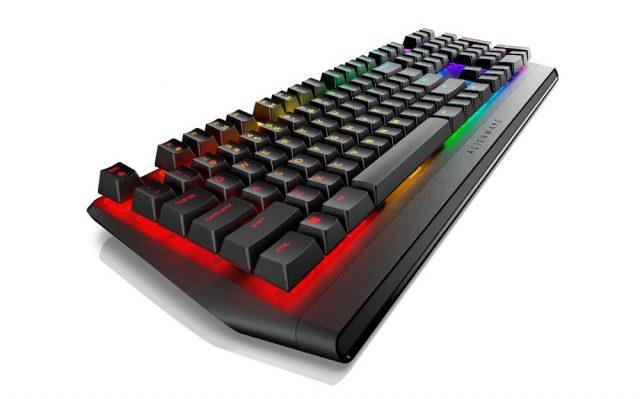 alienware Mechanical Gaming Keyboard