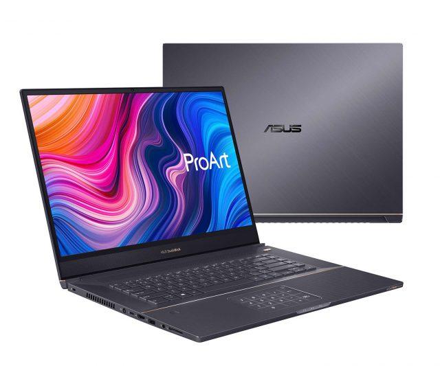 asus proart studiobook pro 17 laptop