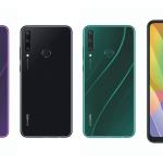 huawei y6p smartphone