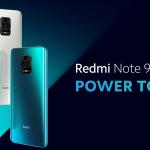 xiaomi redmi note 9s smartphone