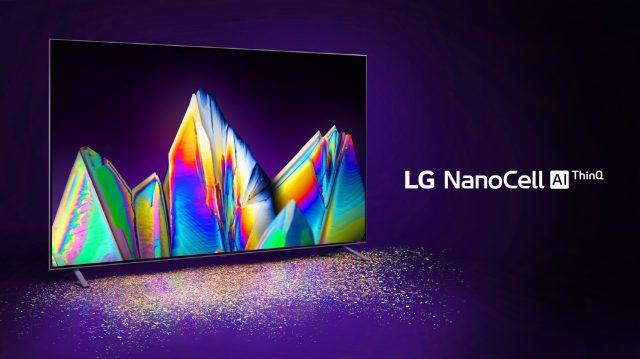 LG NanoCell TVs Nano99