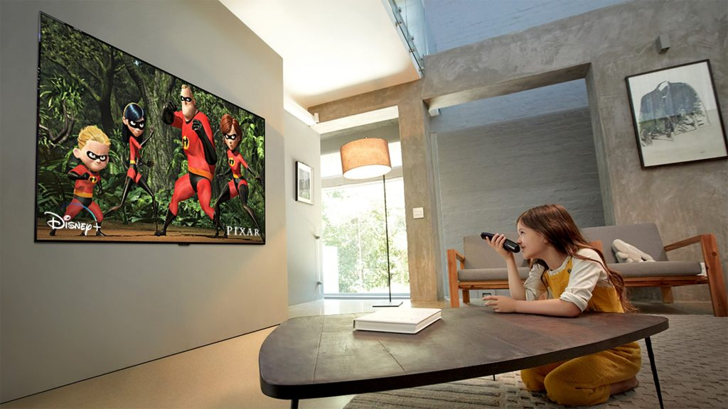 LG OLED TVs gallery