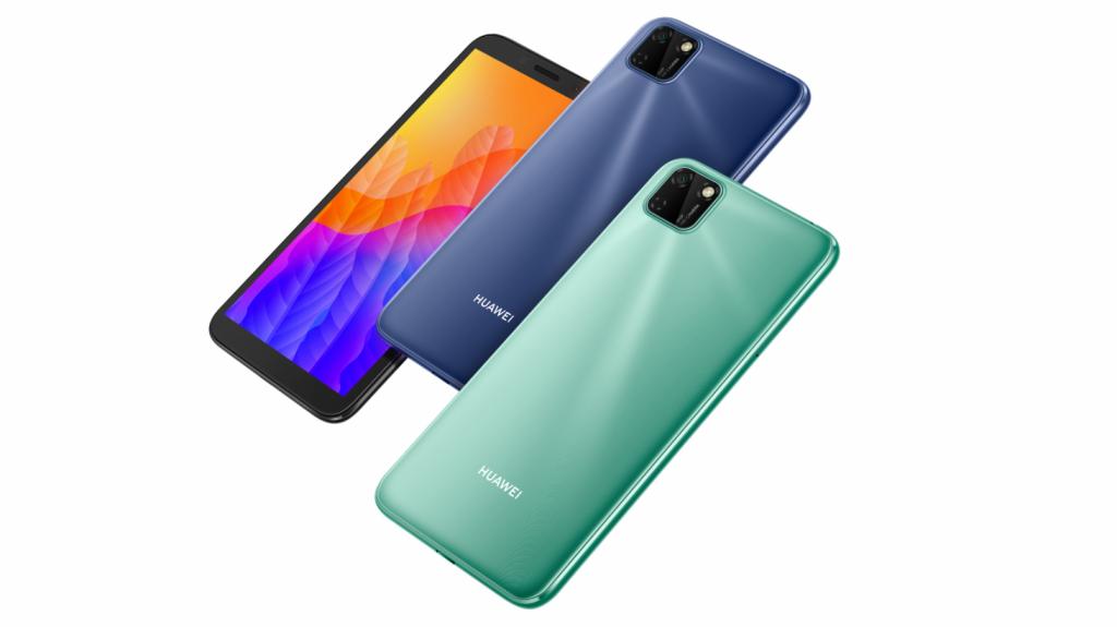 Huawei Y5p smartphone