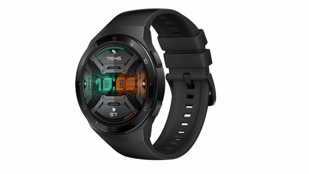Watch GT 2e black smartwatch