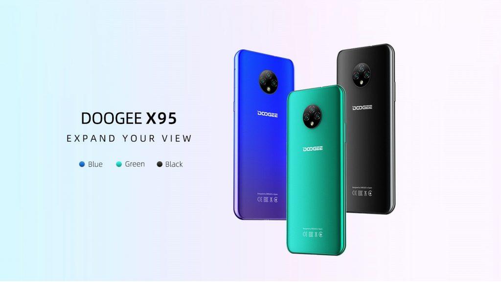 doogee x95 budget smartphone south africa