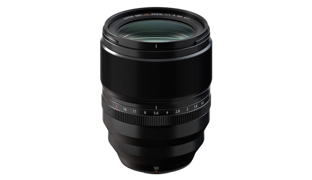 fujifilm fujinon Lens XF50mmF1.0