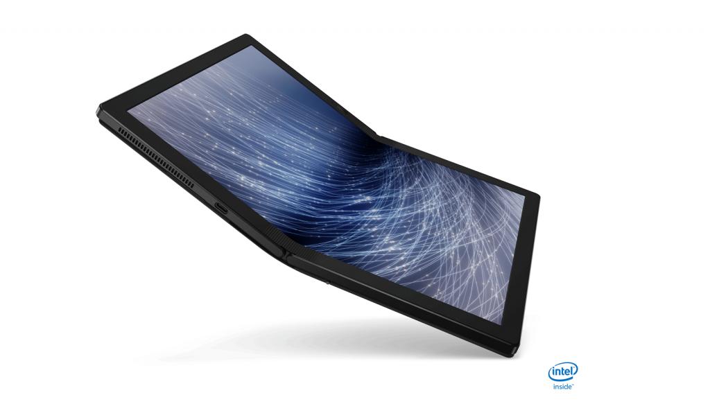 ThinkPad X1 Fold foldable computer tablet