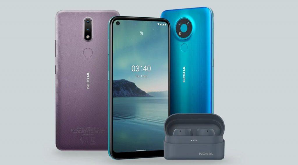 nokia smartphones 2020