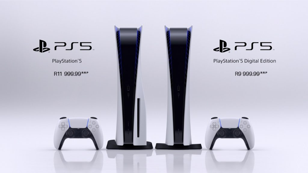playstation 5 ps5 price south africa