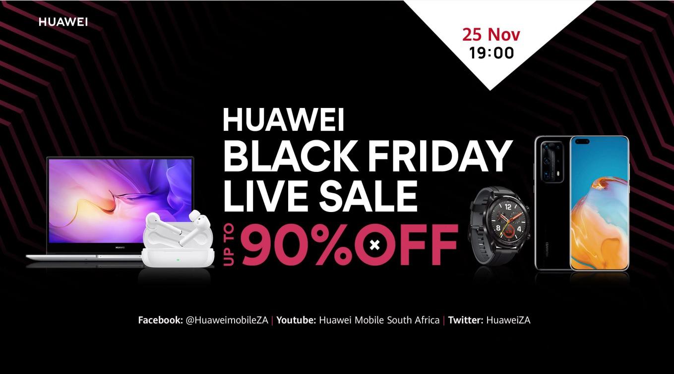 Here are Huawei's biggest Black Friday deals [Sponsored] - Gearburn - gearburn