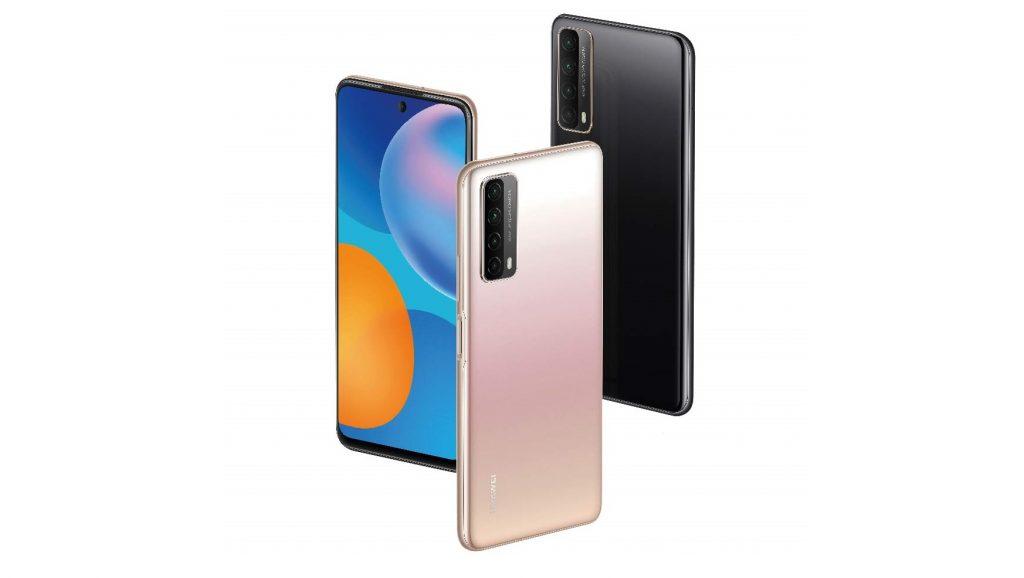 hauwei p smart 2021 telkom