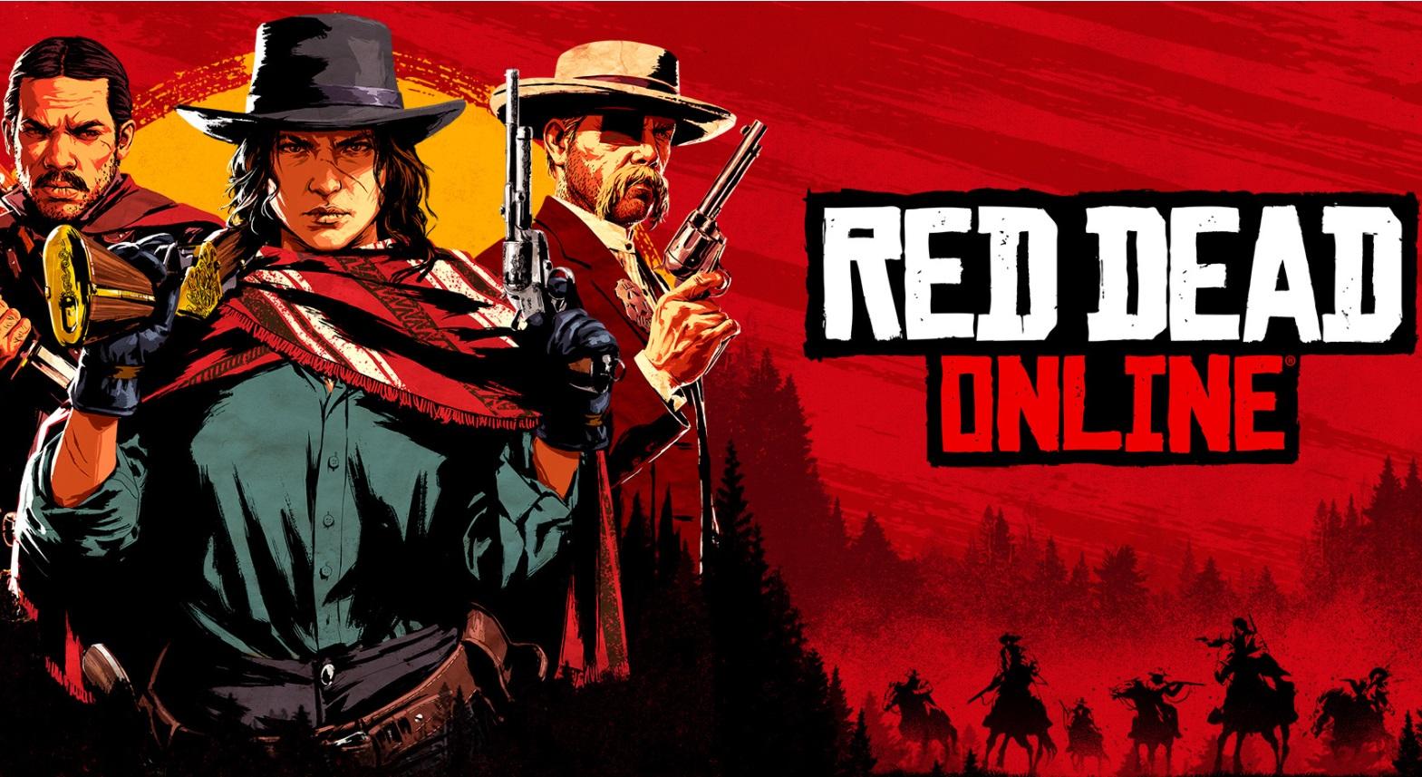 Yee haw! Red Dead Online goes standalone this December - Gearburn - gearburn