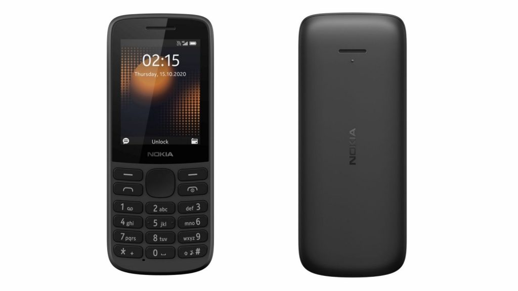 Nokia 215 4G phone