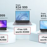 huawei matebook laptops south africa