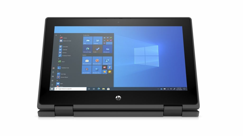 HP ProBook x360 11 G7 EE_Media Mode laptop for learners