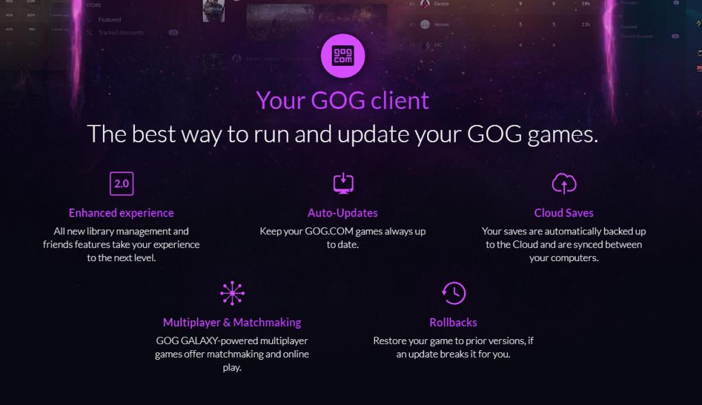gog client