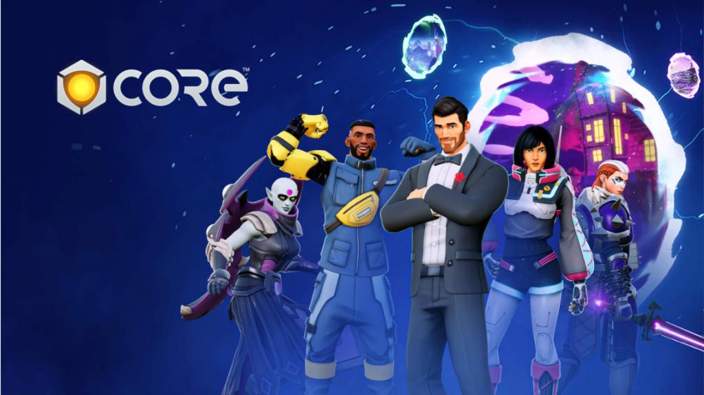 core epic games store