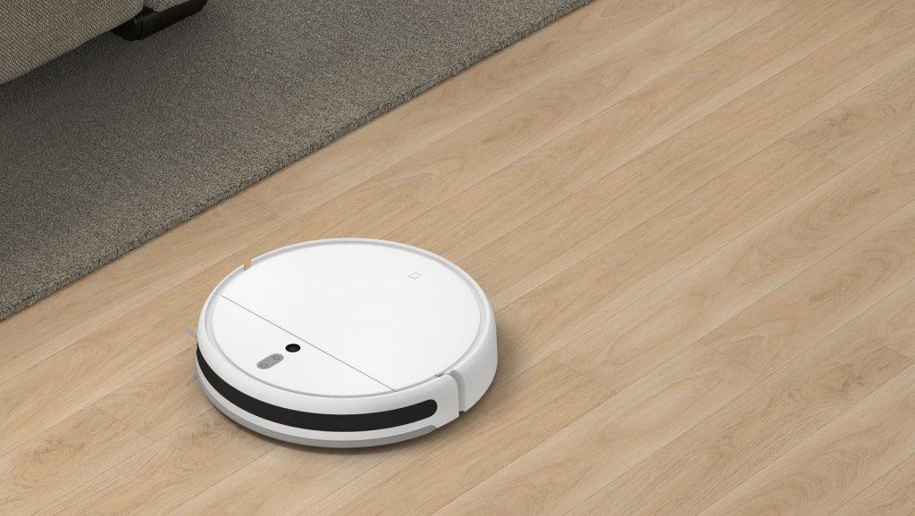 xiaomi mi robot vaccum smart home device