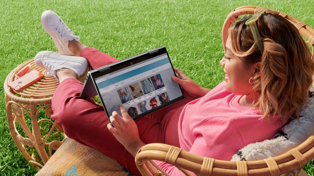 HP Pavilion x360 15 laptop
