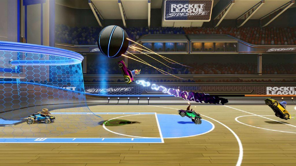 Rocket League Sideswipe Psyonix mobile game