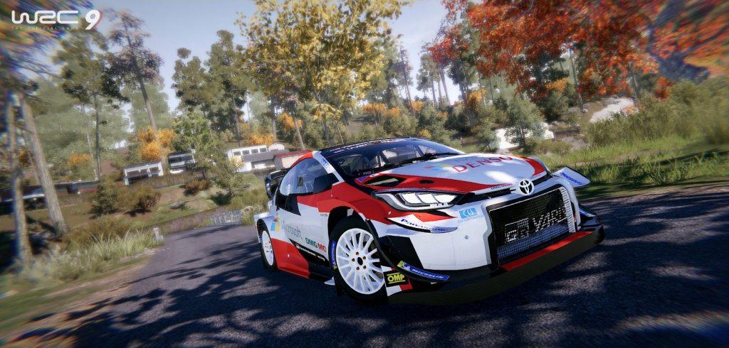 WRC 9 Nintendo Switch World Rally Championship