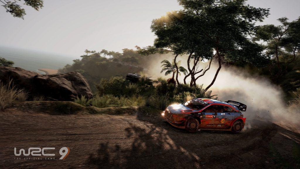 WRC 9 World Rally Championship Nintendo Switch