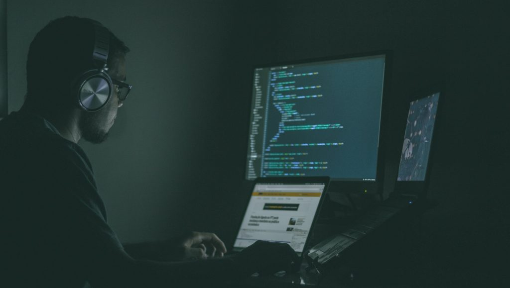 Cybersecurity cybercriminals hacking