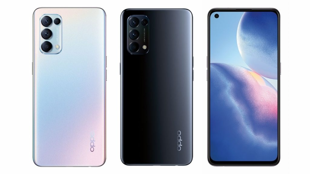 oppo reno 5 price south africa