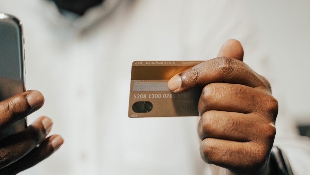 Samsung Card Mastercard fingerprint