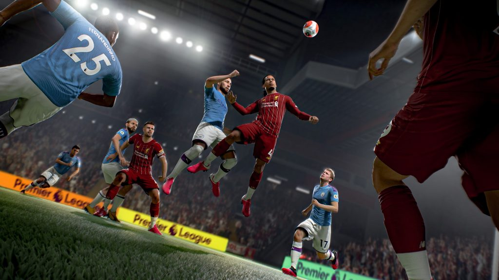 FIFA 21 EA in-game items
