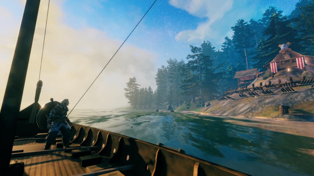 Valheim screenshot Steam Early Access
