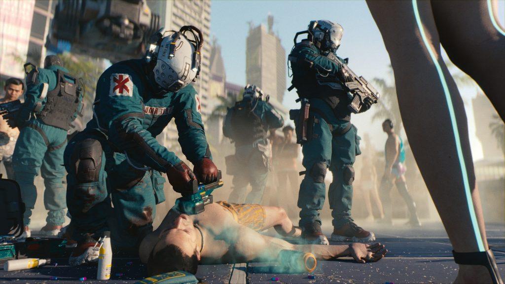 Cyberpunk 2077 video game CD Projekt RED